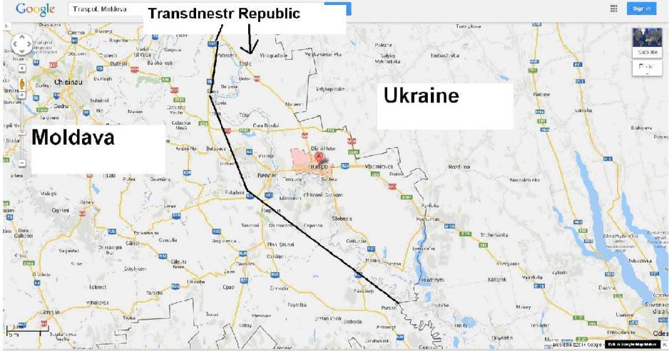 Transdnestr_Moldava_UKraine___MAP